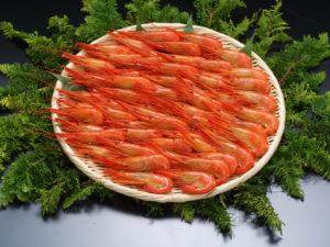 ボイル冷凍シマエビM(60-80尾/kg)